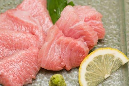 The finest tuna